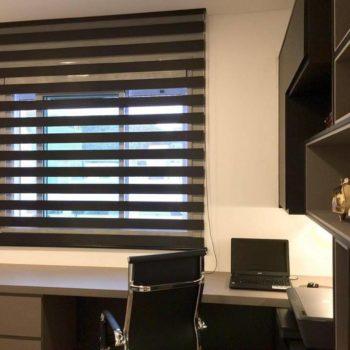 persianas navegantes rolô plissadas blecaute blackout aluminio vertical horizontal cozinha quarto escritório romana sala bando preço loja de sob medida madeira